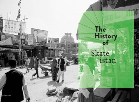 Skateistan: The Tale of Skateboarding In Afghanistan