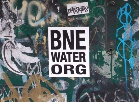 Be BNE Water, my friend