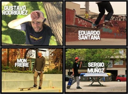 "DVS Spain ""Sunshine"" (Video)"