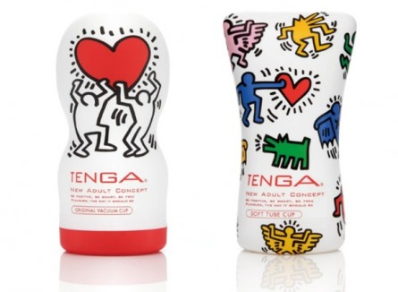 Keith Haring x Tenga
