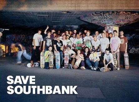 Mark Gonzales on (saving) Southbank