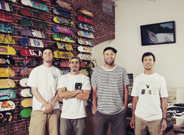 Atlas Skateboard Store (San Mateo, California, USA)