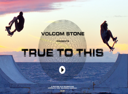 Volcom – True To This (Barcelona premiere)