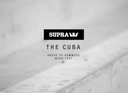 Supra Footwear – The Cuba (test)