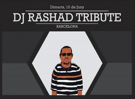 DJ Rashad Tribute