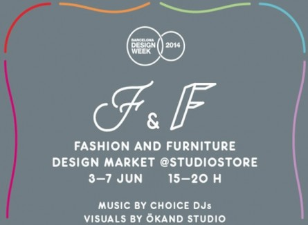 F&F (Fashion, Furniture and Design Market) Barcelona