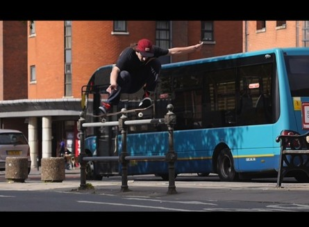 The Panoramic Series – Manchester with Joe Gavin