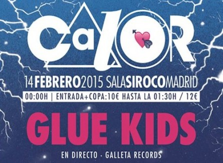 CALOR – San Valentín 2015 (Madrid)