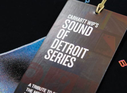 Sound of Detroit by Carhartt WIP