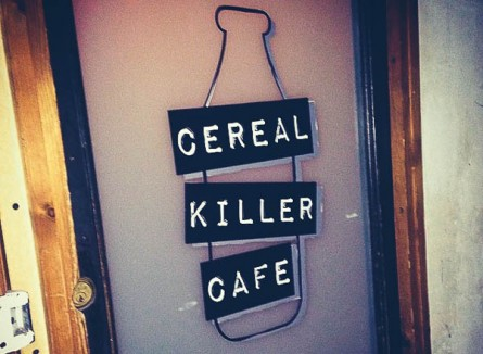 Cereal Killer Cafe