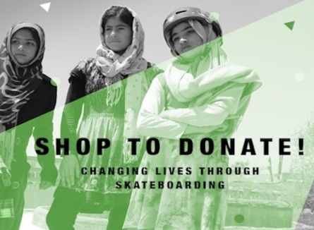 Skateistan (shop to donate!)