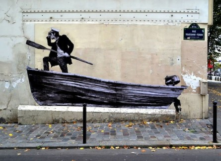 "LEVALET ""One step forward, Two steps back"" (Barcelona)"