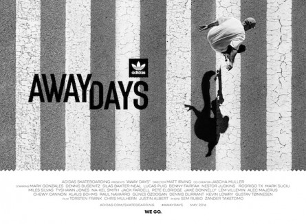 "adidas Skateboarding ""Away Days"" (Barcelona)"