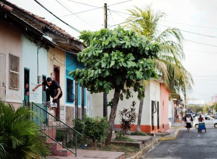 NICARAGUA by Converse Skateboarding