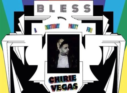 BLESS – Chirie Vegas Birthday Party (Madrid)