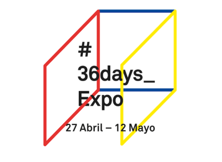 Exposición 36 Days Of Type (Barcelona)