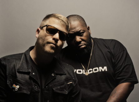 Volcom x Run The Jewels pop-up store en Barcelona