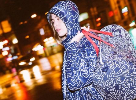 Keith Haring & Herschel Supply