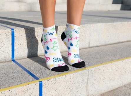 Aparttogether STARZ socks