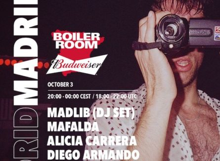 Boiler Room X Budweiser: Discover What`s Brewing (Madrid)
