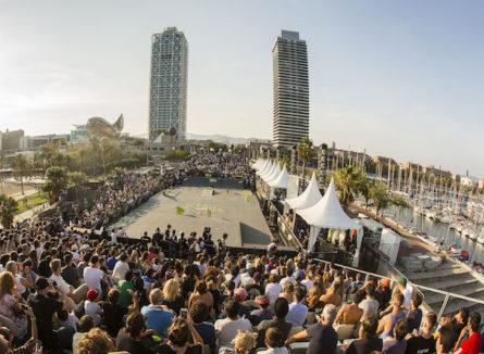 Dew Tour Am Series Barcelona