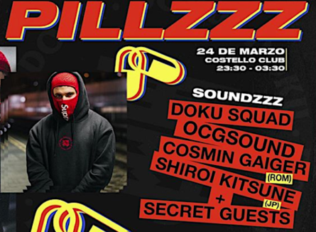 PILLZZZ (Madrid)