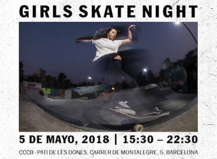 Vans Girls Skate Night