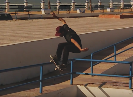 Friendship Is Forever – Rémy Taveira via Antiz Skateboards