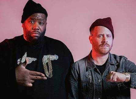 Trackstar The DJ x Run The Jewels: Pistol & Fist Live Video Megamix