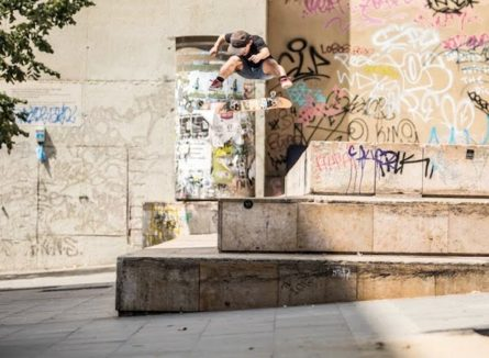 Jart Skateboards introduces Stewie Petar
