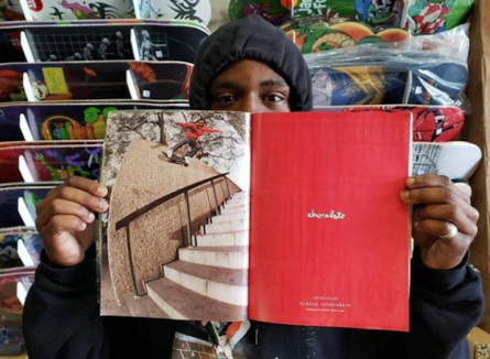 Chocolate Skateboards introduces Hakeem Ducksworth