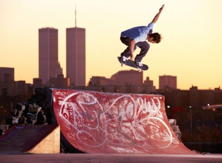 Unforgettable — The Oral History of the Twin Towers in Skate Photos