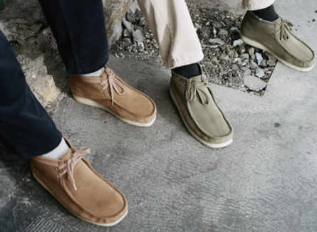 Clarks Originals X Carhartt WiP Wallabees