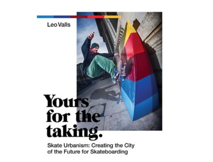 DC Shoes : Skate Urbanism – Creating the City of the Future feat. Leo Valls