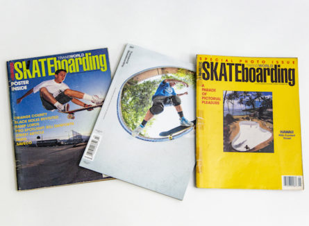 Transworld Skateboarding Magazine (1983 – 2019)