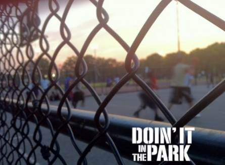 DOIN` IT IN THE PARK