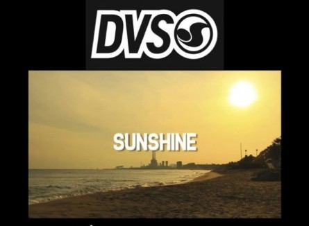 "DVS ""Sunshine"" video premiere"