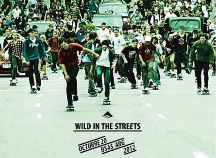 Emerica Wild in the Streets Argentina 2012