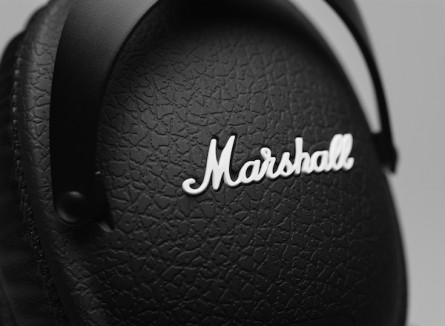 "Marshall ""Monitor"" Headphones"