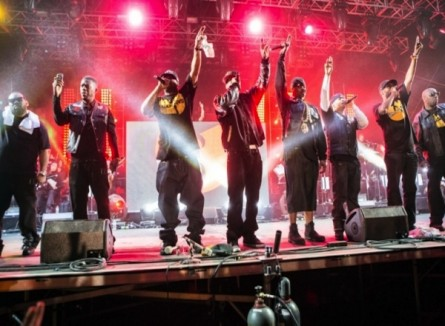 Wu-Tang Clan – Coachella 2013 (Video)
