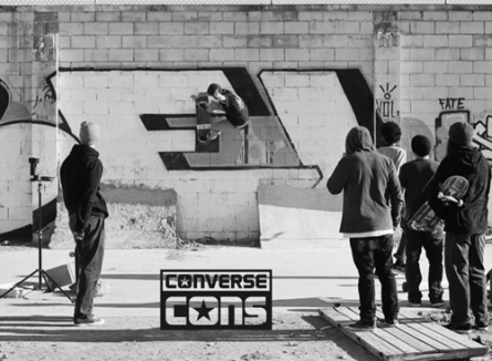 CONVERSE Local Project part 1