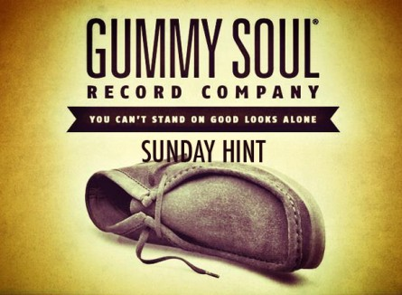 Sunday Hint – Gummy Soul