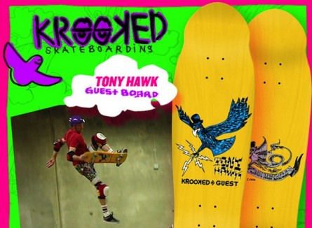 Tony Hawk Krooked Guest