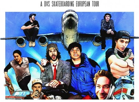 """Planes, Trains and Automobiles"" (DVS EuroTour)"
