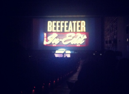 Beefeater In-Edit 2014