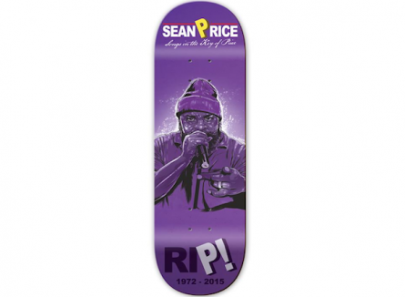 Sean Price x Control Skateboard MFG