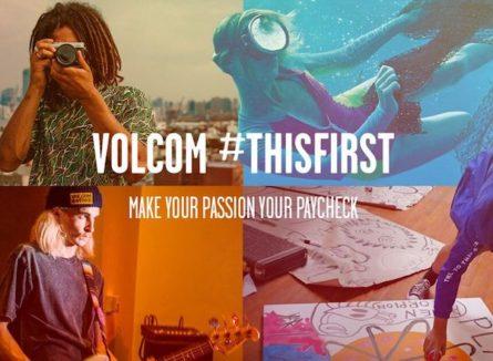VOLCOM #ThisFirst