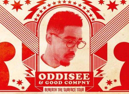 Oddisee (Madrid y Barcelona)