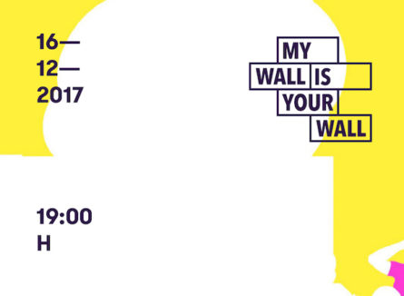My Wall Is Your Wall – Bilbao