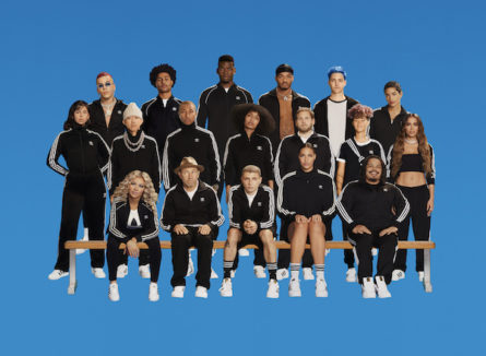 adidas Originals presenta Change Is A Team Sport